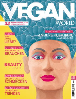 The Beauty Issue Cover