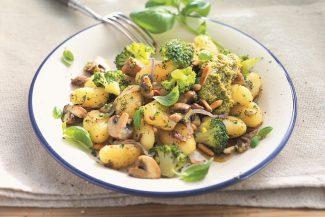 Claudelle-Deckert: Rezept für Gnocchi-mit Broccoli