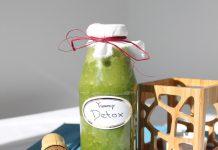 Detox to go: Fitmacher-Smoothie zum Mitnehmen