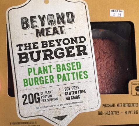 Beyond Meat im VeganWorld-Küchen-Test