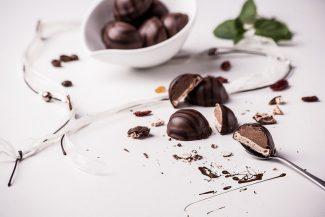 Kochschule: die vegane Praline. La Grande Dame de la Chocolaterie