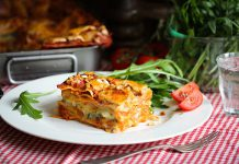 Vegane Lasagne von Lea Green
