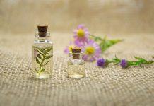 Vegane Naturkosmetik selbst gemacht: duftendes Duschgel mit pflegendem Jojobaöl