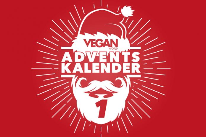 Der Vegan World Adventskalender