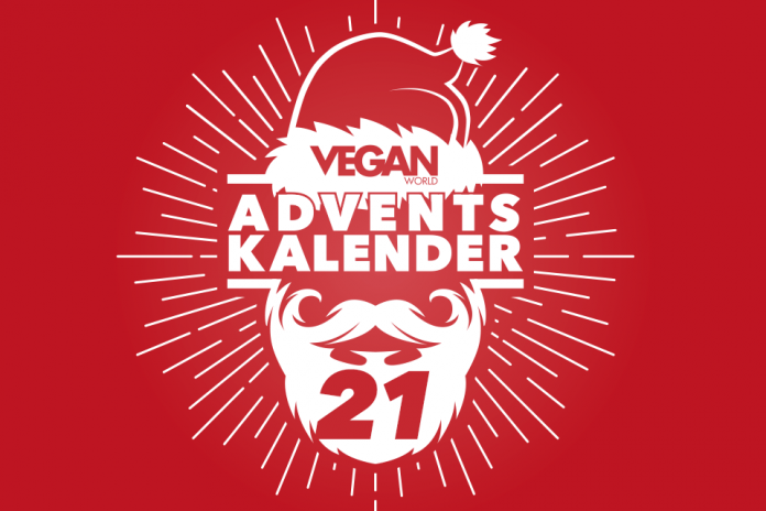 Vegan World Adventskalender