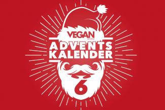 Vegan World Adventskalender: Türchen 6