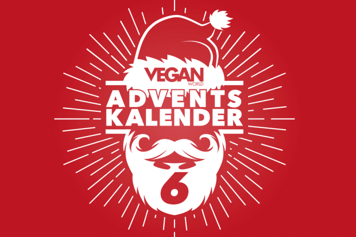 Vegan World Adventskalender: Türchen 6