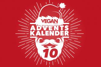 Vegan World Adventskalender: Türchen 10