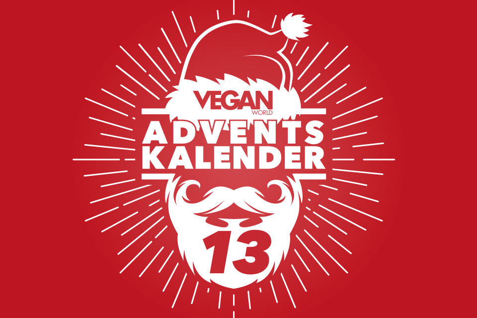 Vegan World Adventskalender: Türchen 13