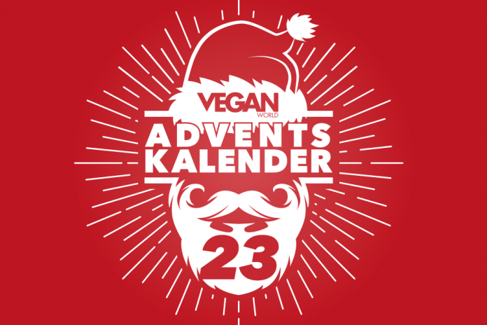 Vegan World Adventskalender: Türchen 23