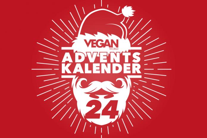 Vegan World Adventskalender: Türchen 24
