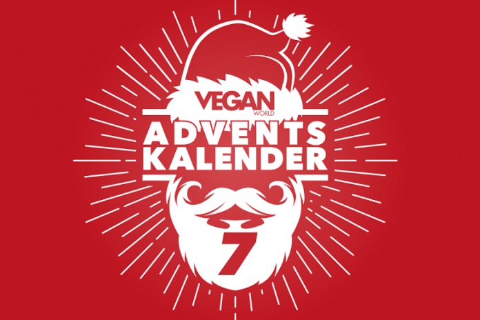 Vegan World Adventskalender: Türchen 7