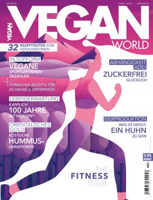 Vegan World - The Fitness Issue