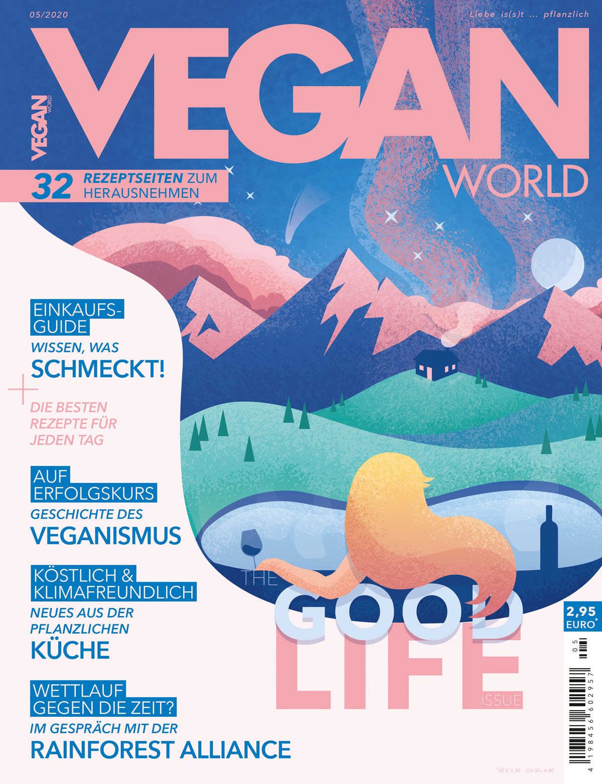 Vegan World 05 2020