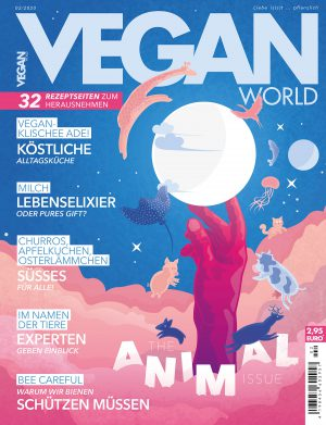Vegan World 0220