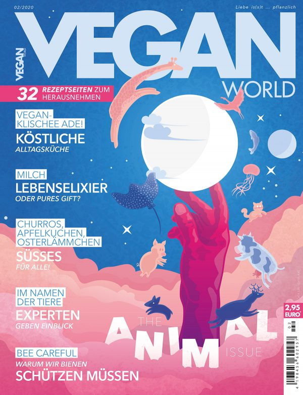 Vegan World 0220
