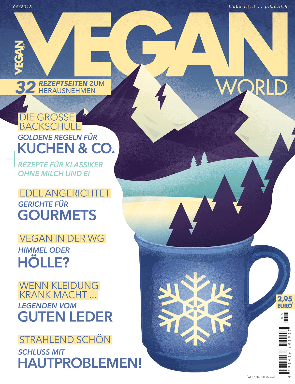 Vegan World 06 2018