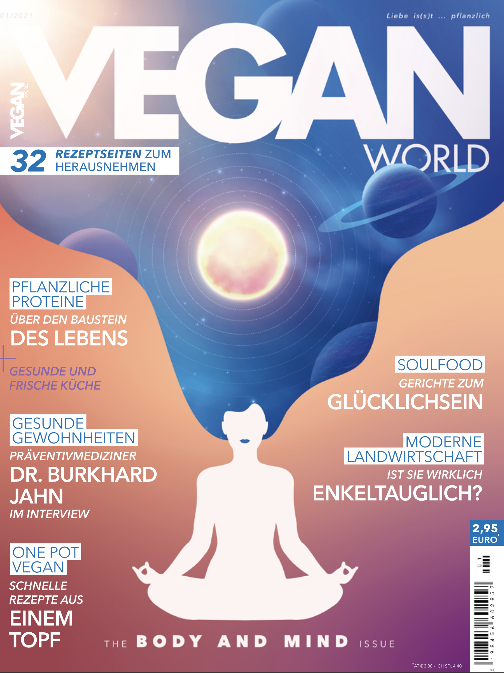 Vegan World 01 2021