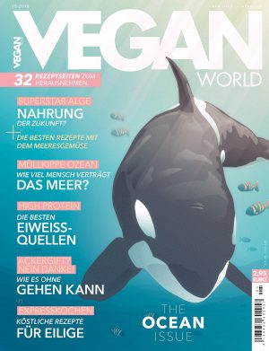 Vegan World 20 Cover