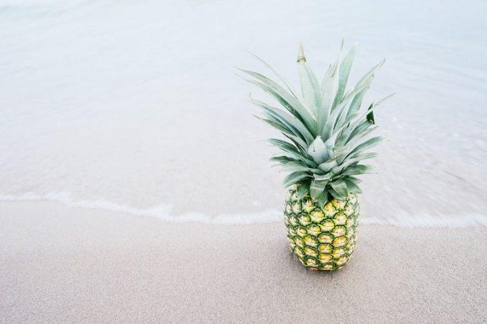 Dies, das, Ananas.